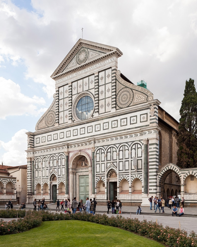 Basilica di Santa Maria Novella, Floransa