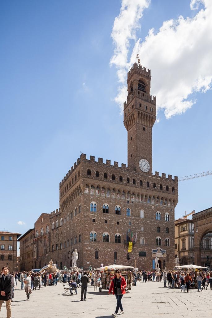 Palazzo Vecchio, Floransa