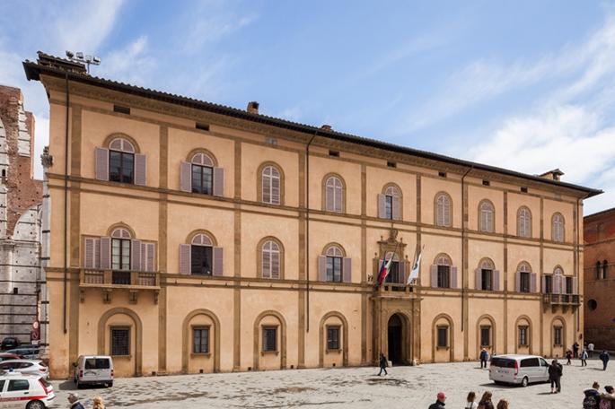 Piazza del Duomo, Siena