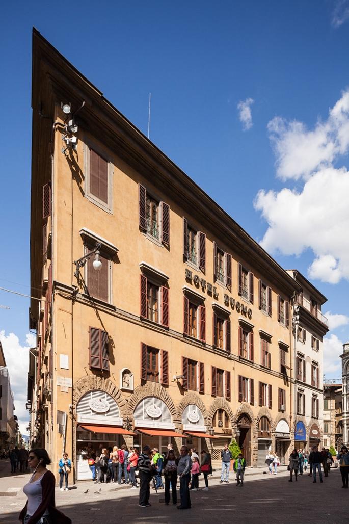 Hotel Duomo, Floransa