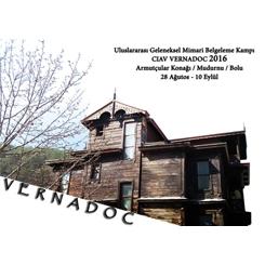Yöresel Mimari Çizim Kampı 'VERNADOC'