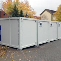 Iglo Architects, Almanya'daki Sığınmacılar İçin Yaşam Konteynerleri Tasarladı