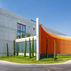 Eurogıda Fabrikası İdari Binası