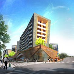 Tago Architects'ten Heykelsi Bir Yaşam Alanı: Selçuklu Vadi