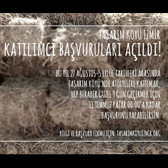 Tasarım Köyü İzmir 2016