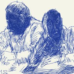 Fikret Muallâ'nın Desenleri Amerikan Hastanesi'nde
