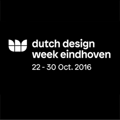 Dutch Design Week 2016