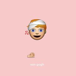 Sanat Dünyasının Ünlü İsimleri 'Emoji' Oldu