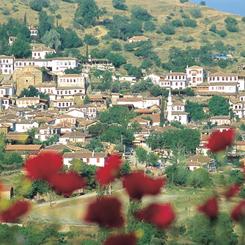 Dağdaki Efes'ten Şirince'ye