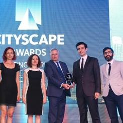 PAB Mimarlık, Cityscape'ten Ödülle Döndü
