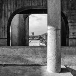 Cemal Emden'in Le Corbusier Sergisi Ankara'da