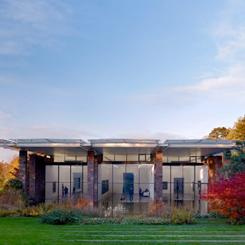 Beyeler Enstitüsü Sanat Müzesi'nin Yeni Ek Binasını Peter Zumthor Tasarlıyor