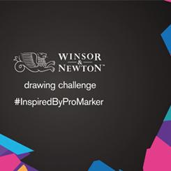 #InspiredByProMarker Çizim Yarışması