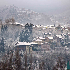 Kış Güzeli, Saraybosna