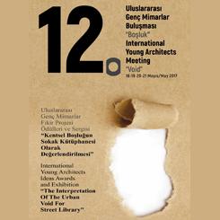 12. Uluslararası Genç Mimarlar Fikir Projesi Ödülleri