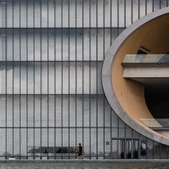 Tadao Ando'dan Sıra Dışı Bir Kültür Yapısı
