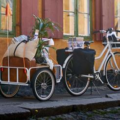 Ikea'nın Yeni Şehir Bisikleti; Sladda