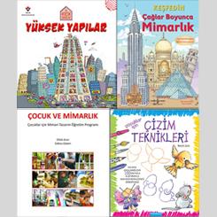Çocuklar için Eğlenceli 16 Mimarlık Kitabı
