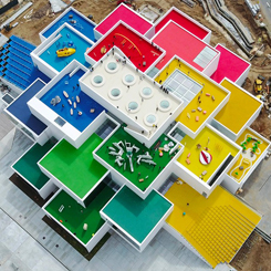 BIG'in Lego Evi