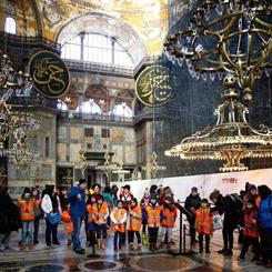 Çocuklarla İstanbul Keşfi 1 / Sultanahmet