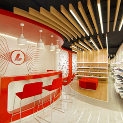 Alkindy Showroom ve Ofis Projesi