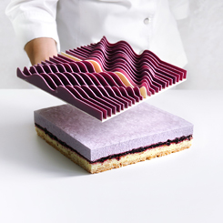 Mimari Pasta ve Kekler