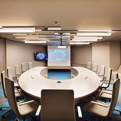 Bir Toplantı Katı Tasarımı