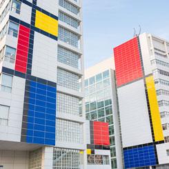 Dünyanın En Büyük Mondrian'ı