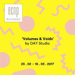 'Volumes & Voids' Sergisi