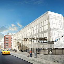 Yalova Belediyesi Sosyal ve Kültürel Merkez Binası