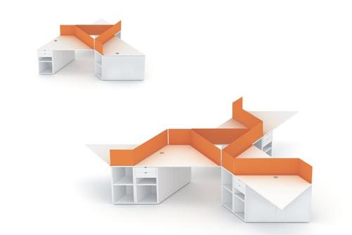 Derin Design'dan Yeni Ofis Koleksiyonu