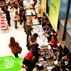 FanzineIST - Zine Fest of Istanbul 2017