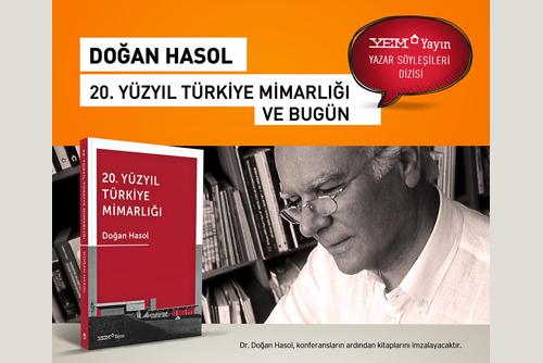 """""""20. Yüzyıl Türkiye Mimarlığı ve Bugün"""" Konferans Dizisi"""
