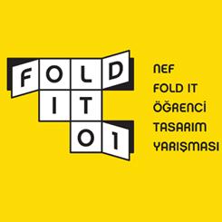 NEF Fold It Öğrenci Tasarım Yarışması
