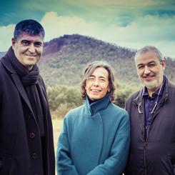 2017 Pritzker Ödülü, RCR Arquitectes Üçlüsünün