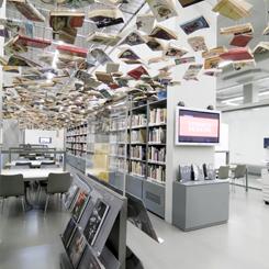 Kütüphane Haftası'na Özel Etkinlikler