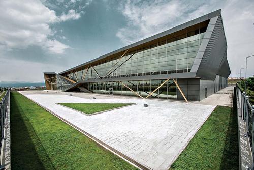 Van Fuar ve Kültür Merkezi