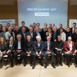 SMD'ler Çalıştay İçin İstanbul'da Toplandı