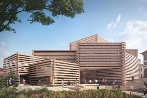 Odunpazarı Modern Sanat Müzesi'den İlk Kareler