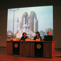 Bülent Özer Anısına Çağdaş Mimarlık ve Sanat Sempozyumu Düzenlendi