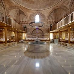 Kılıç Ali Paşa Hamamı'na Europa Nostra Ödülü
