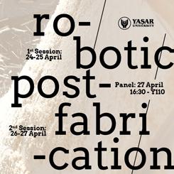Robotic Post-fabrication