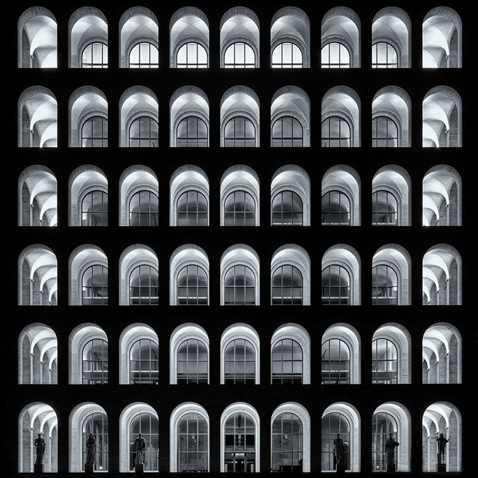 Lights Arches / Claudio Cantonetti