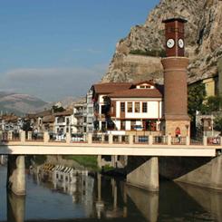 Binlerce Yıllık Kale Kent, Amasya