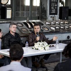 Reha Erdem: Sinema Göstermemek Sanatıdır