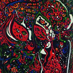 Fahrelnissa Zeid - İstanbul Modern Koleksiyonu'ndan Bir Seçki