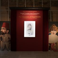 'Yusuf Franko'nun İnsanları' Sanal Sergisi