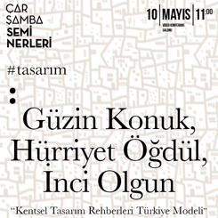 Kentsel Tasarım Rehberleri Türkiye Modeli