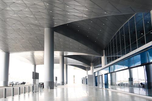 """Riyad Havalimanı Terminal 5'e """"Yılın Ulaştırma Projesi"""" Ödülü"""