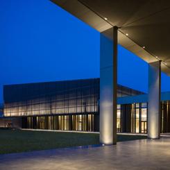 Avcı Architects, Kintele Kongre Merkezi'ni Tamamladı